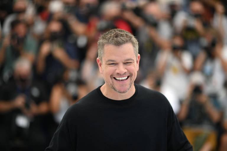 Ator Matt Damon