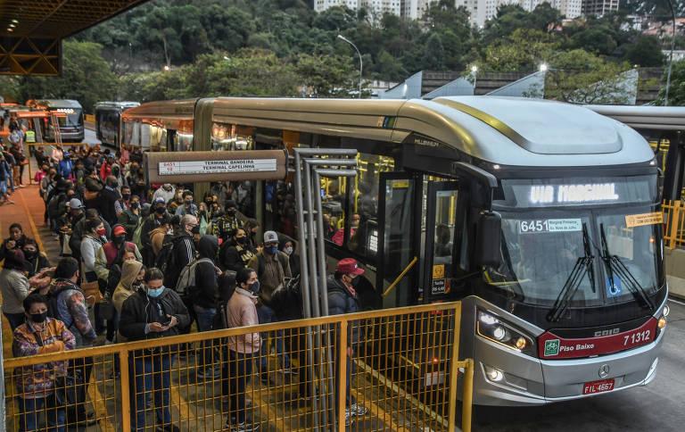 Passagem de ônibus intermunicipal vai subir até 15% em SP