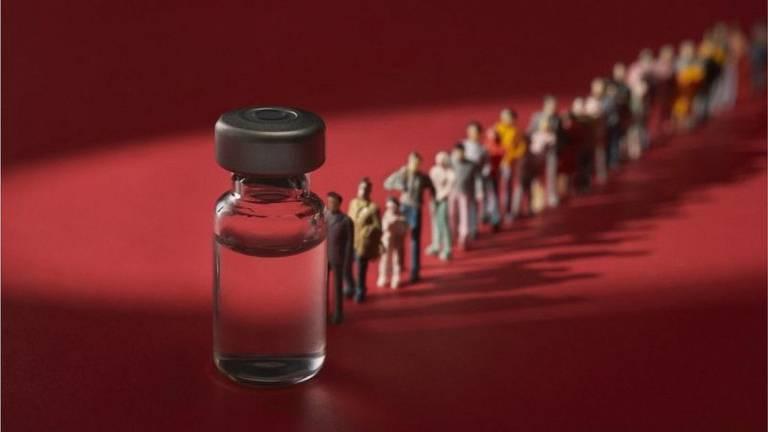 Muitos dos que não querem se vacinar estão apenas indecisos