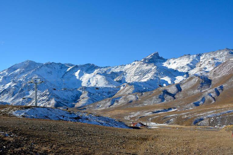 Falta de neve nos Andes ameaça sobrevivência de negócios na Argentina e no Chile