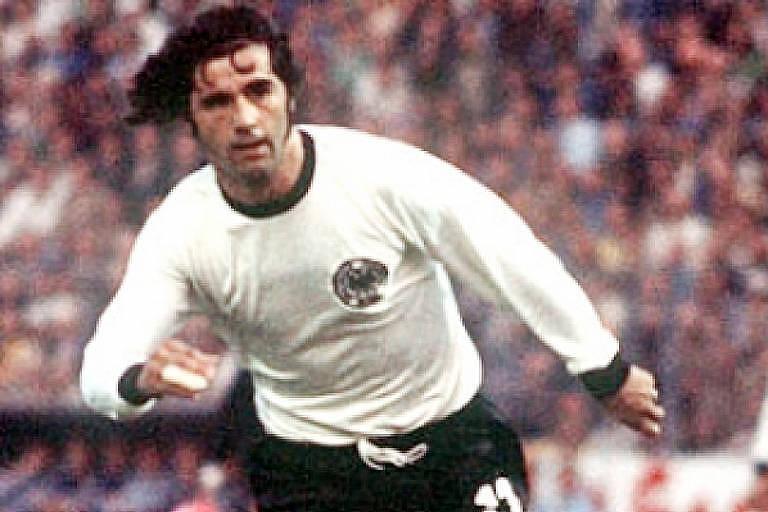 Ídolo do Bayern e da seleção alemã, Gerd Müller morre aos 75 anos