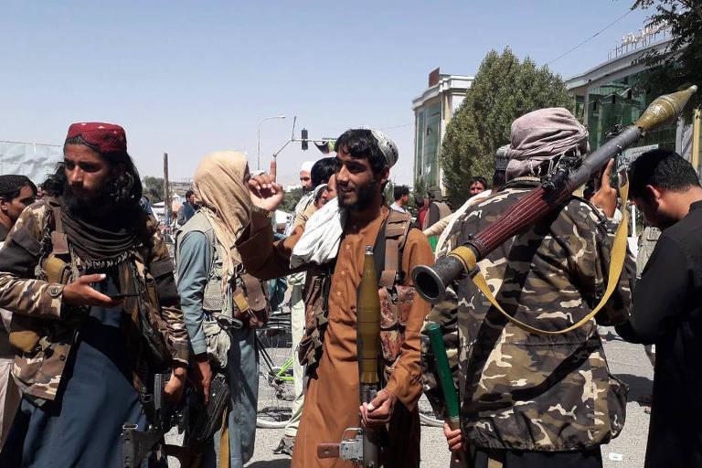 Derrota dos EUA no Afeganistão ficará na conta de Joe Biden