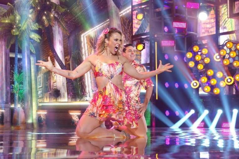 Super Dança dos Famosos: Paolla Oliveira vai à final da disputa
