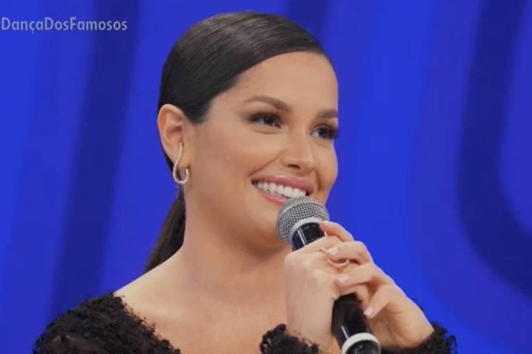 Juliette sobre carreira de cantora: 'Quero tocar as pessoas'