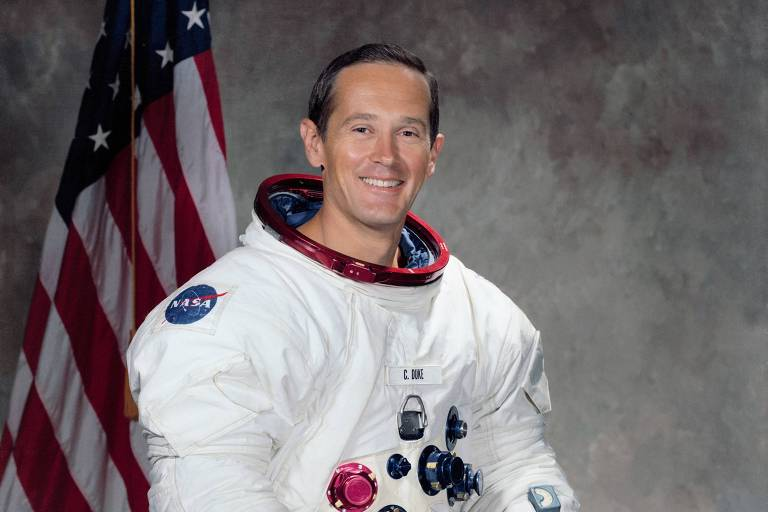 Astronauta da Nasa abre seminário sobre tecnologia espacial