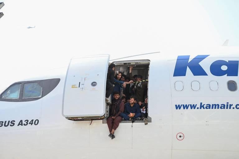 Brasil facilita refúgio e estuda visto humanitário para afegãos que fogem do Talibã