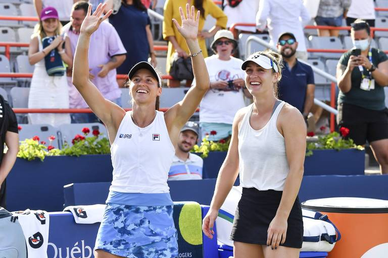Luisa Stefani quer aproveitar alcance inédito para inspirar futuras tenistas