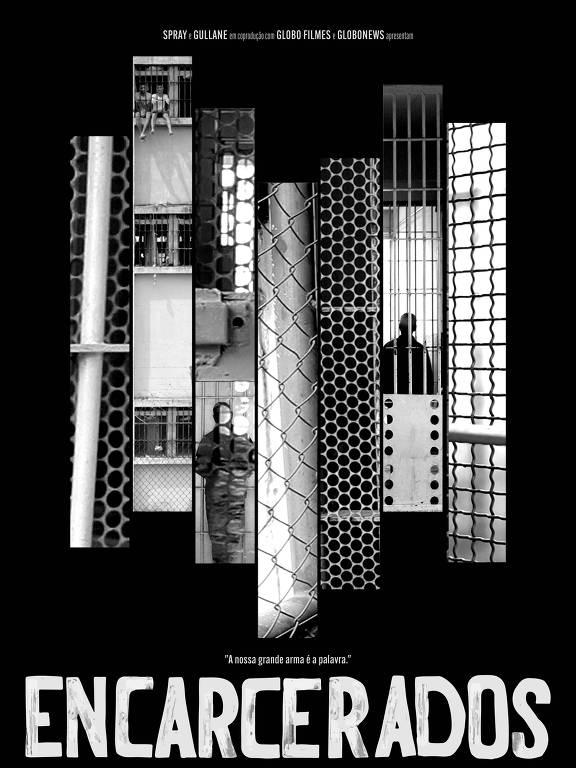"""""""Encarcerados""""  Inspirado no livro do Drauzio Varella"""