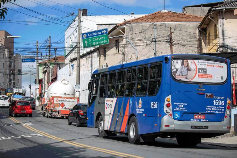 Heliópolis é a maior favela de São Paulo, com 200 mil habitantes