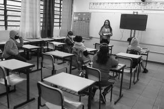 VOLTA AS AULAS DO SEGUNDO SEMESTRE