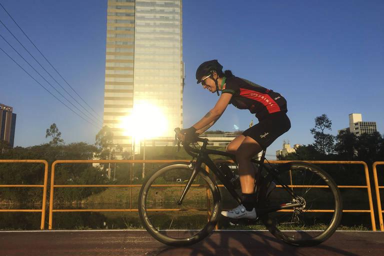 Mortes: Jornalista e viajante, se reinventou no ciclismo