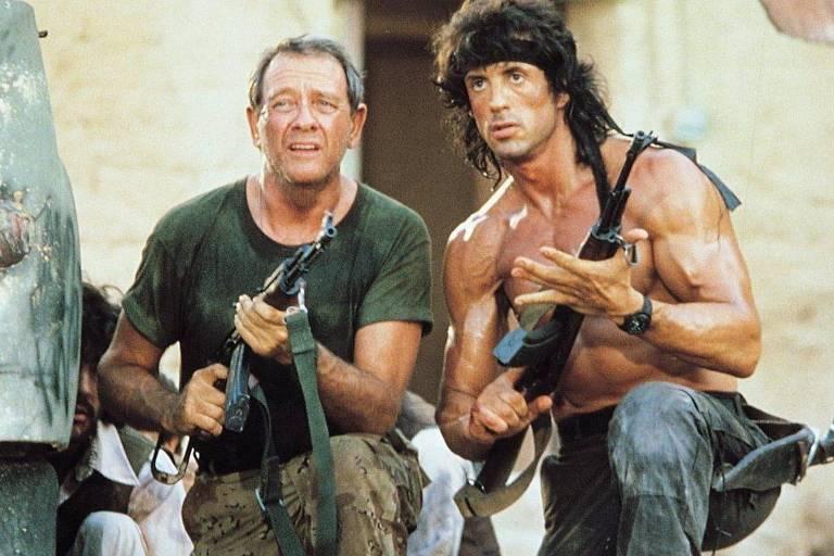 'Rambo 3' foi o filme mais caro feito até então