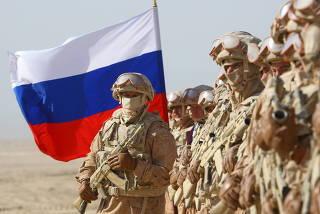 Russia, Uzbekistan and Tajikistan hold military drills near Afghan border in Khatlon Region