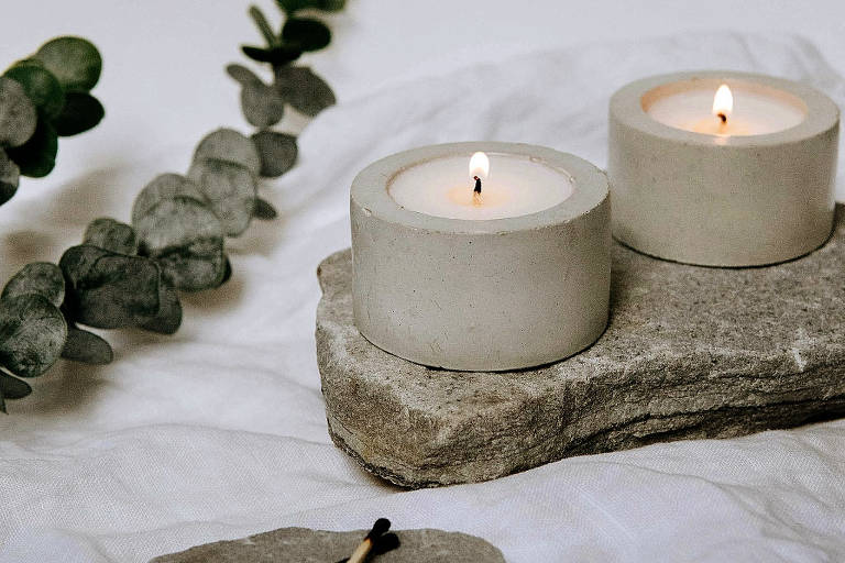 Como usar velas na decoração dos ambientes