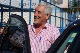 Ex-diretor do Banco do Brasil Henrique Pizzolato, liberado do regime semiaberto