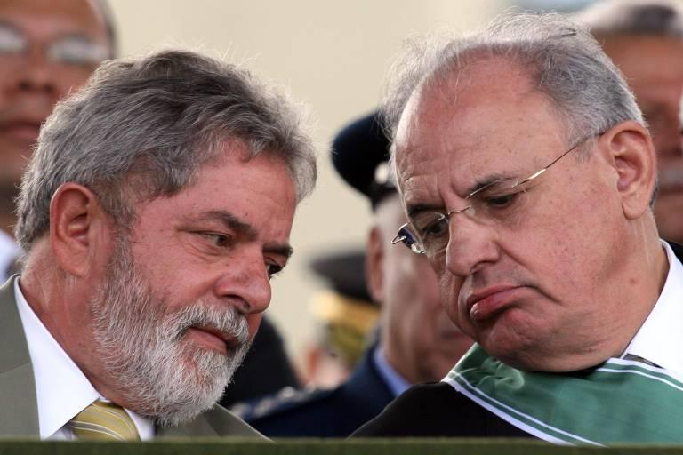Lula joga xadrez errático ao vender despreocupação com militares