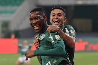 Copa Libertadores - Quarterfinal - Second leg - Palmeiras v Sao Paulo