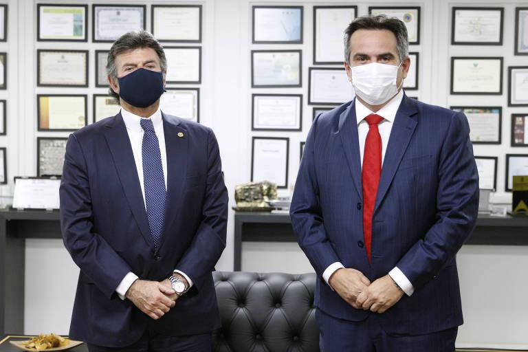 Pacheco e Ciro Nogueira pedem que Fux retome reunião entre Poderes apesar de ataques de Bolsonaro