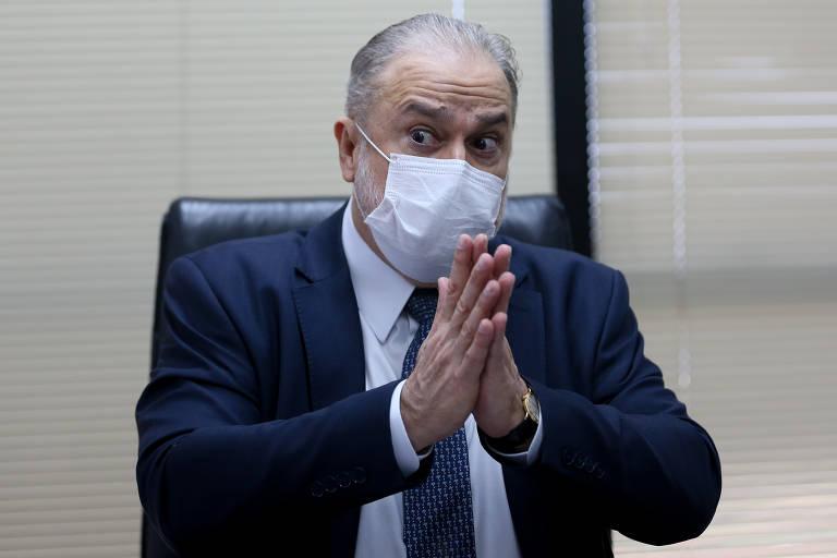 Decisão de Moraes a favor de Aras frustra procuradores que atuavam nos bastidores contra o PGR