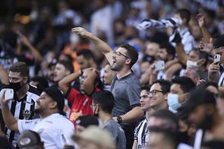 Copa Libertadores - Quarterfinal - Second leg - Atletico Mineiro v River Plate