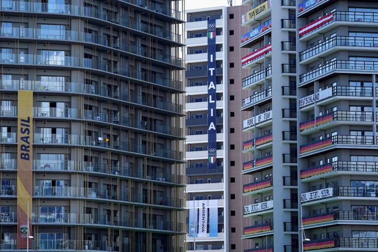 Jogos de Tóquio registram o primeiro caso de Covid-19 na Vila Paraolímpica