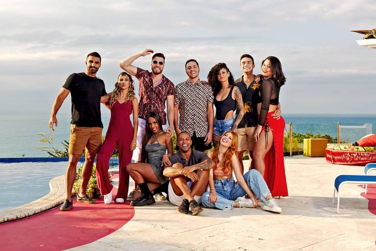 Elenco de 'Rio Shore', reality show que estreia em 30 de setembro no Paramount+