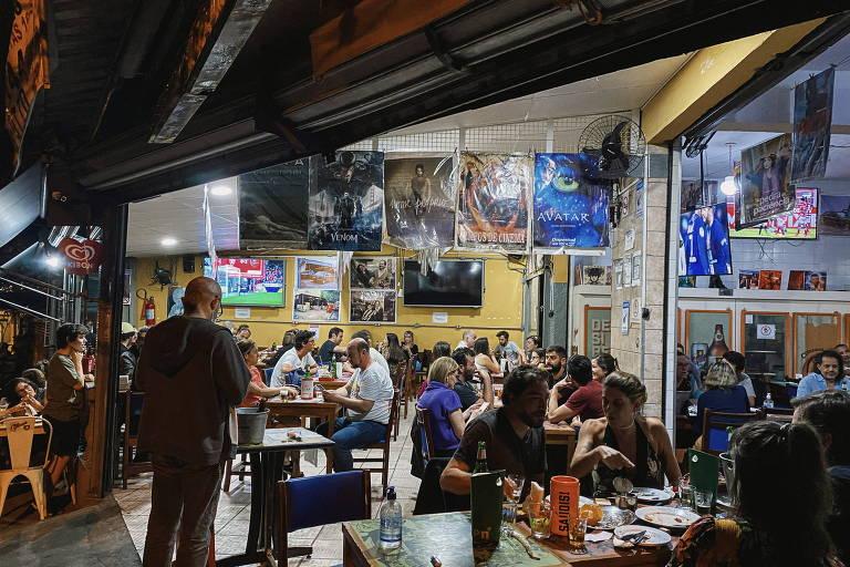 Bar tradicional da Vila Madalena, a Mercearia São Pedro irá fechar as portas