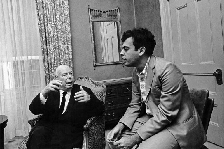 Glauber Rocha e os mestres do cinema