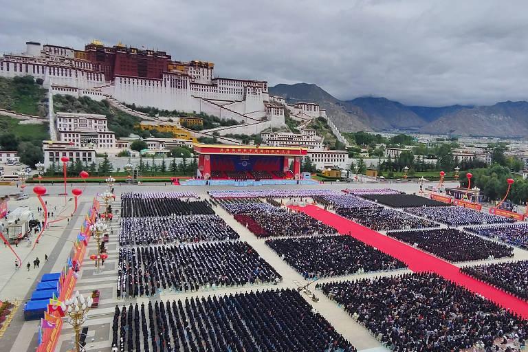 China marca 70 anos de anexação do Tibete com pressão para assimilação do Partido Comunista