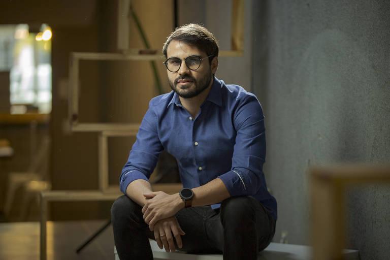 Caio Artoni, fundador da Smartrips
