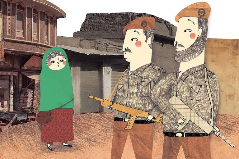 Jornalista explica às crianças por que todo mundo agora fala do Afeganistão