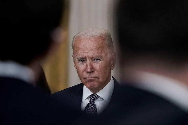 Biden diz que não pode garantir resultado final da retirada das tropas de Cabul