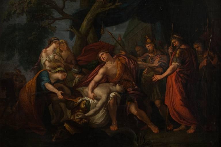 Homero só fez os versos da 'Ilíada' e da 'Odisseia' por causa da tradição oral