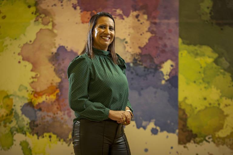 Vivianne Braga, dona de franquias da agência de viagens CVC