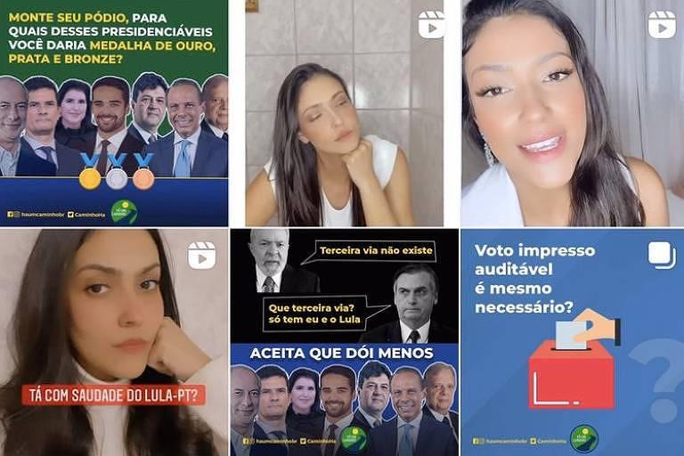 Busca de 3ª via une nos bastidores ex-miss e raposas políticas que querem opção a Bolsonaro e Lula
