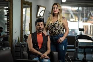SALÕES DE BELEZA SOFREM COM BAIXO MOVIMENTO