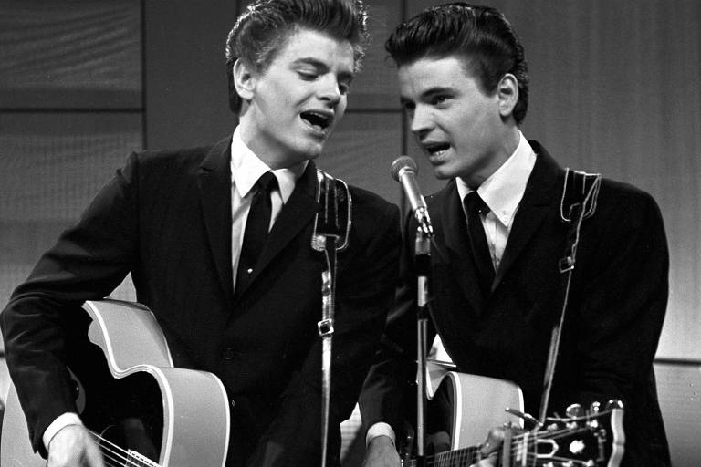 Don Everly, metade da banda de rock The Everly Brothers, morre aos 84 anos