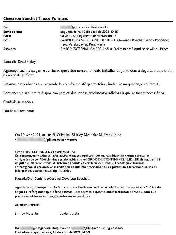 TCU investiga seguro de vacinas contratado pela Saúde por R$ 24 mi