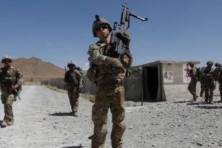 Riqueza mineral do Afeganistão pode dar ao Talibã trilhões de dólares da luta contra aquecimento global