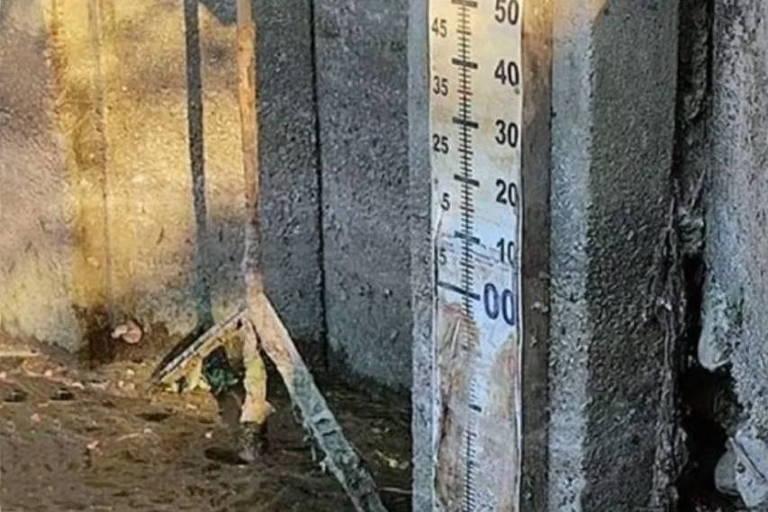Interior paulista tem falta de água e clima de deserto por causa da estiagem