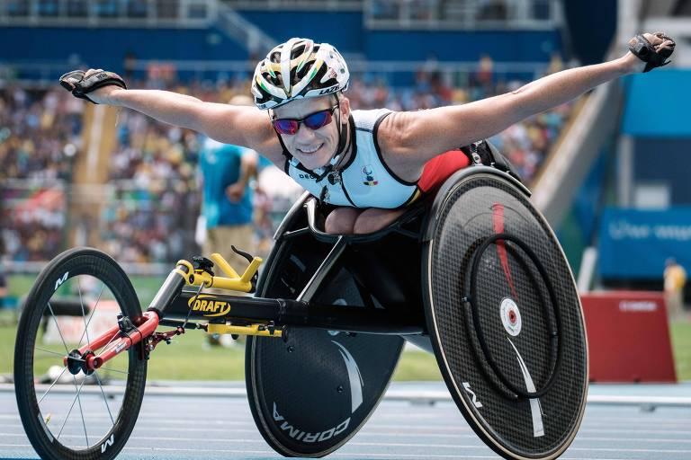 Narrativa da superação nas Paraolimpíadas aprisiona identidade do atleta