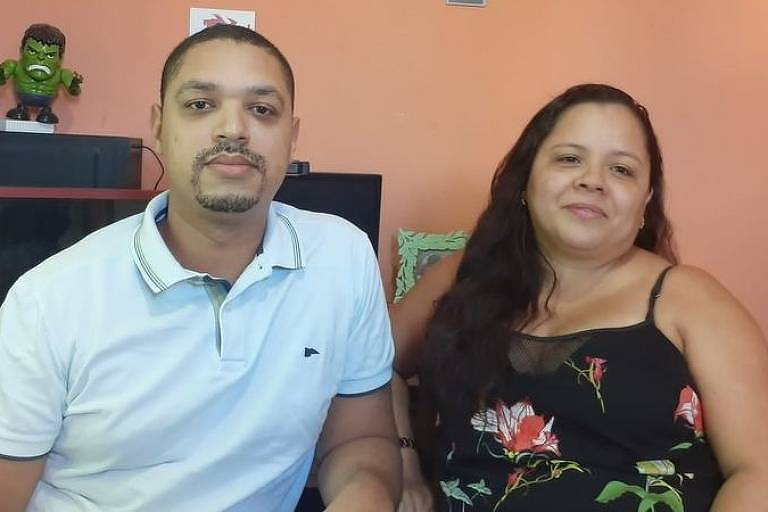 Ivan e Ilse tiveram de suspender os pagamentos das mensalidades do Fies em razão de dificuldades financeiras na pandemia