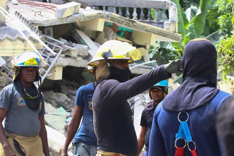 Consequências do terremoto no Haiti