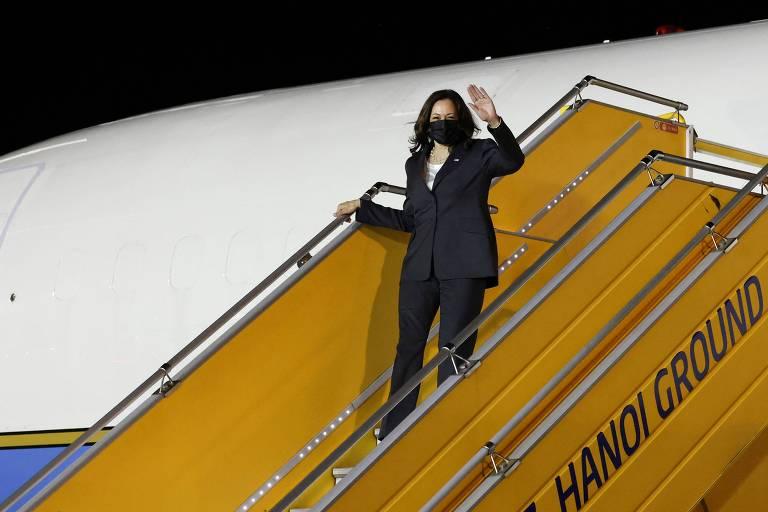 China envia vacinas ao Vietnã um dia antes de Kamala Harris chegar ao país