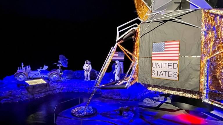 Confira imagens da exposição 'Space Adventure'
