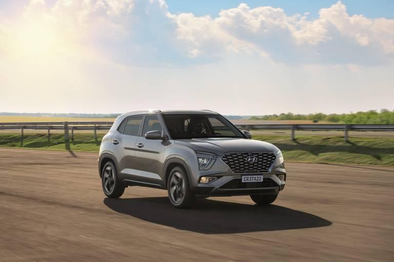 Hyundai lança Creta 2022