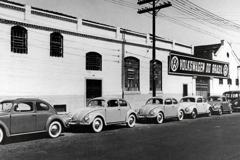 Alemã Volkswagen investe para renovar a frota brasileira para carros híbridos