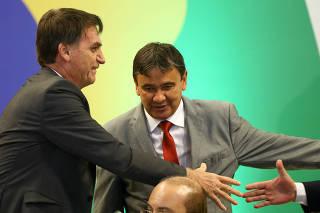 BOLSONARO / GOVERNADORES / JOAO DORIA / WYTZEL