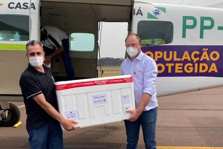 Pfizer escolhe cidade do Paraná para testar vacinação de adolescentes contra Covid