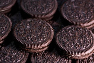 Mondelez International's Oreo biscuits are seen in this illustration picture